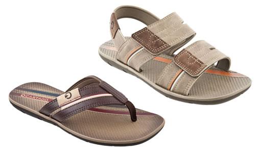 Cartago lança nova linha de sandálias masculinas