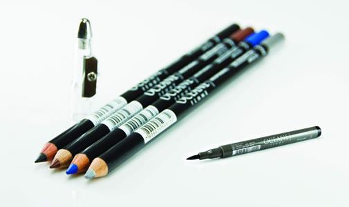Océane Femme lança linha de lápis de olhos