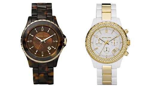 Michael Kors, Diesel e DKNY apresentam relógios para o Inverno 2011